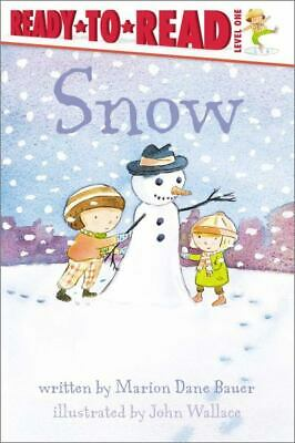 Snow (Ready-to-Reads, Level 1)