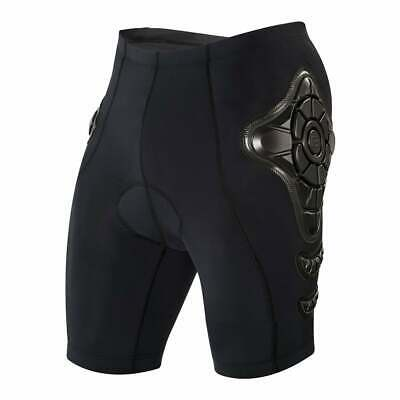 G-form Pro B Unisex Body Armour Shorts - Black 17 All Sizes