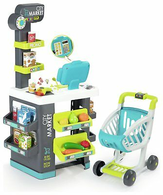 SMOBY Market Playset 3+ Years