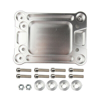 New Billet Shifter Box Base Plate for honda Civic Integra K20 K24 K Series Swap