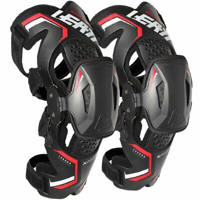 Leatt X Frame Knee Braces - Black