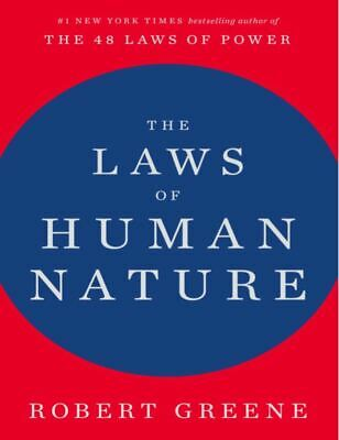 The Laws of Human Nature By Robert Greene  📖 [P D F] 📖