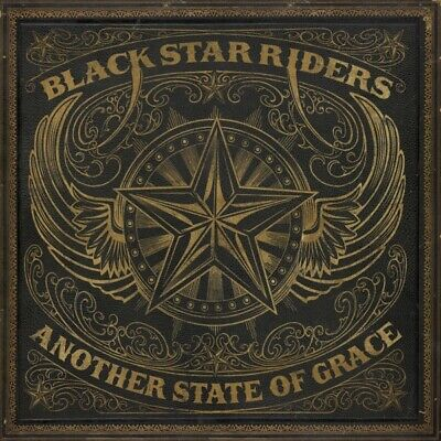 Black Star Riders - Another State Of Grace   Vinyl Lp New+