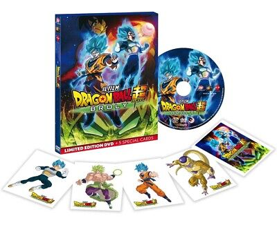 Dragon Ball Super - Broly  Dvd Anime