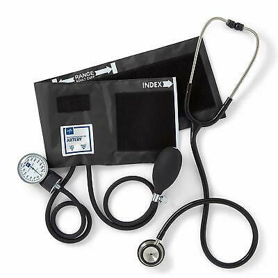 73BC58 Medline Compli-Mates Aneroid Sphygmomanometer and Dual Head Stethoscope K