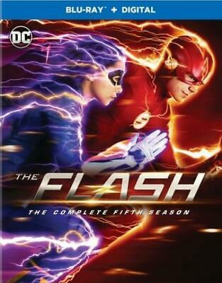 The Flash: The Complete Fifth Season (DVD,2019)