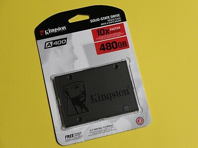 Kingston A400 480 GB Internal 2.5 inch SA400S37480G Solid State Drive Notebook