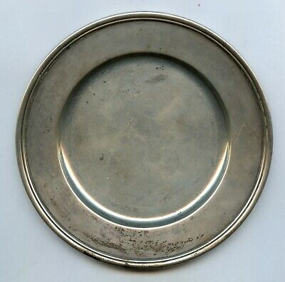 Tiffany & Co. Sterling Silver 925 Bread and Butter 5.75 Inch Plate L 20063