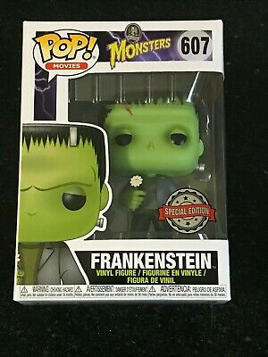 POP! MOVIES MONSTERS FRANKENSTEIN Special Edition 2019 Fan Expo Toronto Funko
