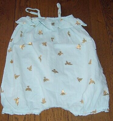 Country Road Girls All In One Shortie Playsuit Sz 2 (18 - 24 Months)