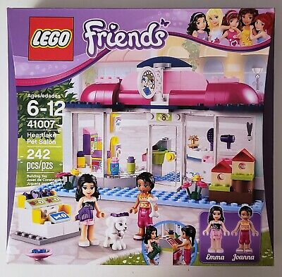 Autocollant LEGO FRIENDS sticker ref 11926-6018377 41007stk01 Set 41007