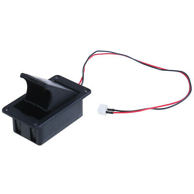 9V Battery holder case box compartment cover for guitar bass PK