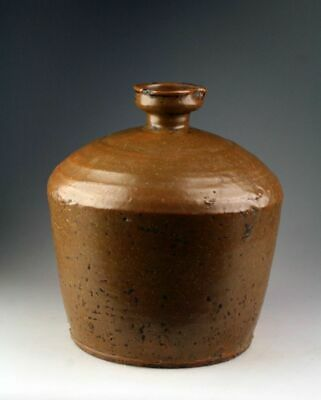 *SC*LARGE & SUPERB THAI SAWANKHALOK EARTHERNWARE WATER VESSEL, 15th-16th cent AD