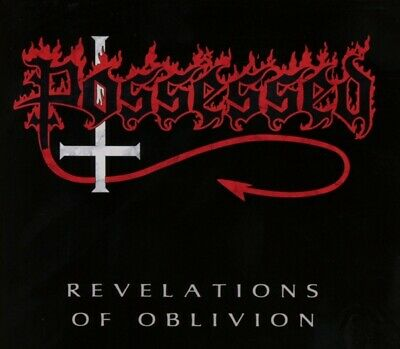 Possessed - Revelations Of Oblivion  Limited Cd New!