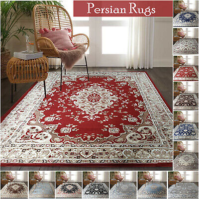 Large Traditional Area Rugs for Bedroom Living Room carpets Large Vintage Rug