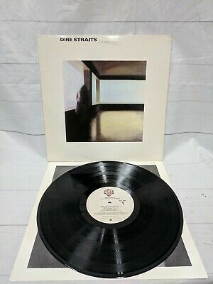 DIRE STRAITS Self Titled WARNER BROS BSK-3266 LP EX