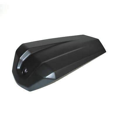 MPW Single Seat Tail Unit Cover In Matte Black