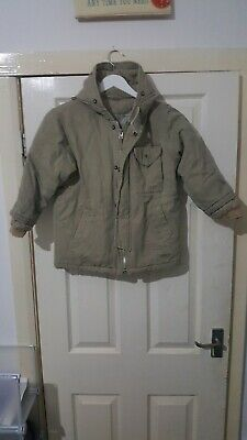 Preowned Girls Heavy Jacket Age 8-9 years