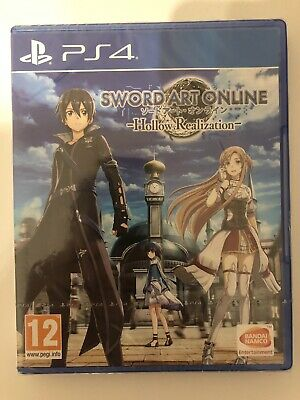 [FR NEUF SOUS BLISTER] PS4 Sword Art Online Hollow Realization