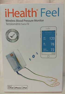 iHealth Wireless Blood Pressure Monitor BP5 - Open Box