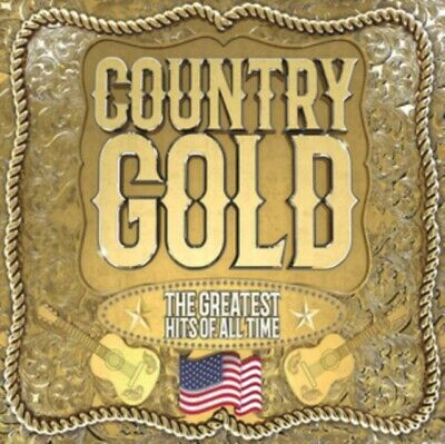 COUNTRY GOLD 3 CD SET Music Greatest Hits 2018 Gift Idea Cash Dylan Parton NEW