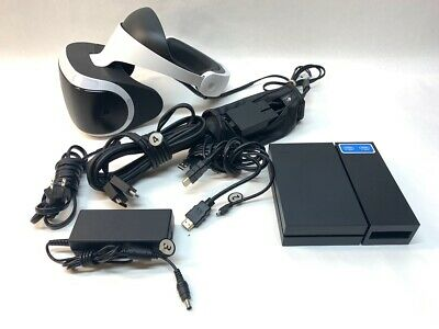 Sony PlayStation VR Headset & Processor Combo (HE1017692)
