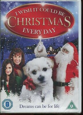 I Wish It Could Be Christmas Everyday (DVD, 2011) NEW SEALED