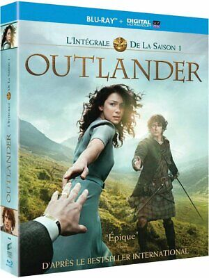 Outlander - Temporada 1 Estuche [Blu-Ray + Copia Digital] Nuevo Sellado