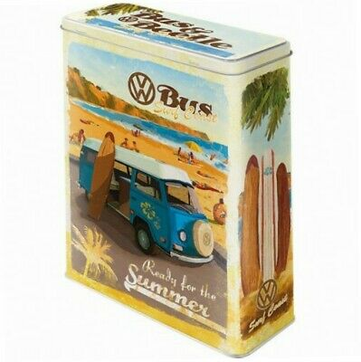 Nostalgic-Art 30317 Volkswagen - VW Bulli & Beetle - Ready for the Summer,...
