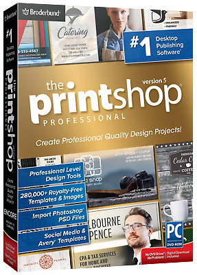 The Print Shop 5 Professional