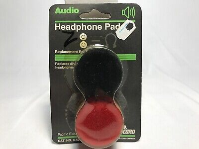 Vintage Electricord Headphone Replacement Pads for Mini Headphones - x2 Pair