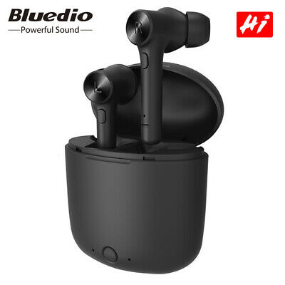 Bluedio Hi Bluetooth 5.0 Sports Waterproof Ear Wireless Headset earbuds Touch