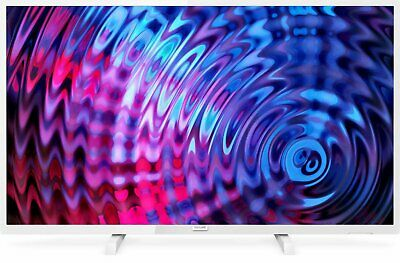 Philips 32PFT5603/05 32 Inch 1080p Full HD Freeview HD LED TV - White.