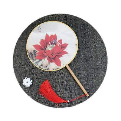 Handmade Classical Decoration For Wedding Party Dance Ancient Lady Fan
