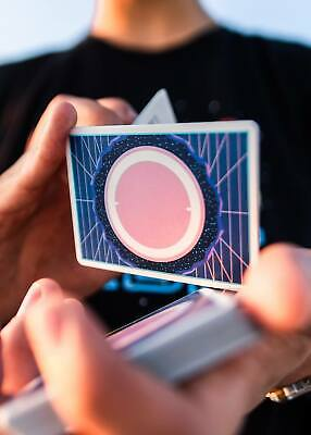 The Orbit Deck: v7 Cardistry Playing Cards