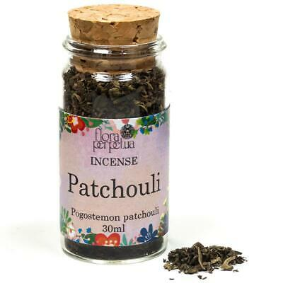 Patchouli Leaves herbal incense Pure,Natural - Wiccan, Shaman, Rituals
