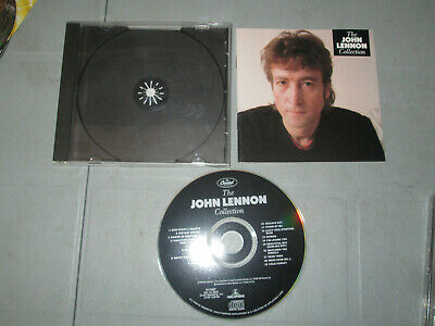 The John Lennon Collection (Cd, Compact Disc) Complete Tested