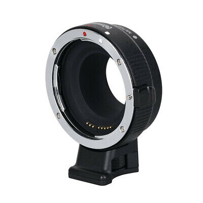 Commlite EF / EF-S to EF-M Lens Mount Adapter for Canon [US Seller!]