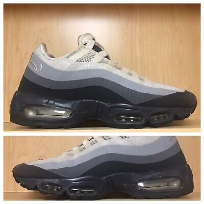 VINTAGE NIKE AIR Max 2000 Alpha Project 9.5 Light Graphite