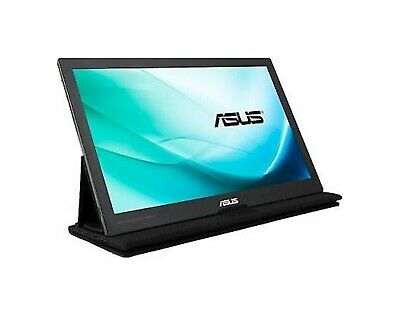 Asus MB169C+ 15.6in FHD Portable USB3.0 IPS - 1920x1080, 16:9, (Factory Refurb)