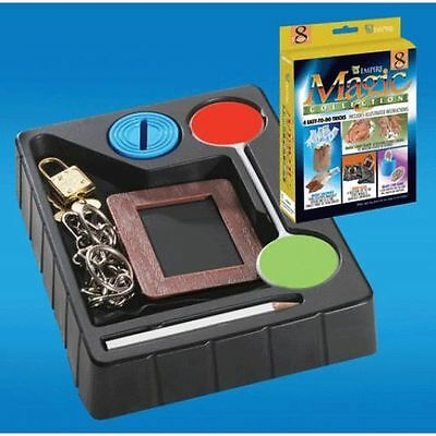 EMPIRE MAGIC COLLECTION #10 TRICKS 4 EASY TO DO CLOSE UP KIDS HOBBY ILLUSIONS