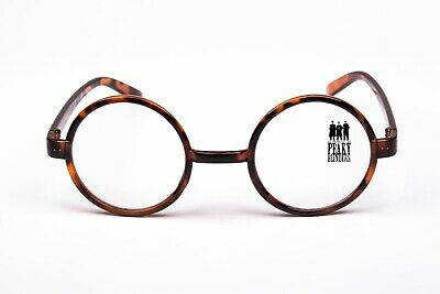 Tommy Shelby Glasses Peaky Blinders Series 5 Costume Fancy Dress Clear Lens