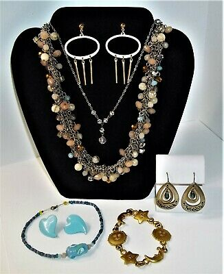 UNDeR $2 Ea FuN JeWeLRY LoVE Vintage Now Junk Drawer Lot Unsearched Untested