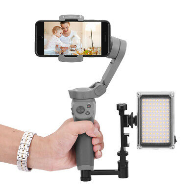 Handheld Gimbal Camera Tripod Adapter Extension Arm Holder For DJI OSMO Mobile 3