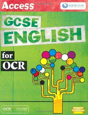 Access GCSE English for OCR Student Book-Alison Smith
