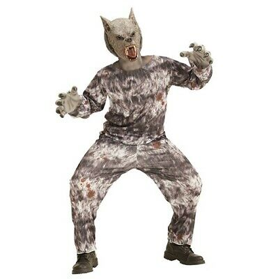 Werewolf Faschingsköstüm Childrens Fancy Dress Boys, Size 140 cm, 8-10 Years