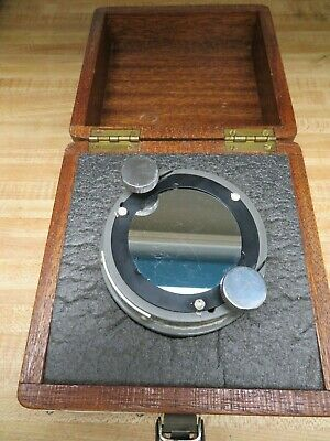 Davidson Optronics - model D-622 - Reference/Spindle Mirror w/ case - NN14