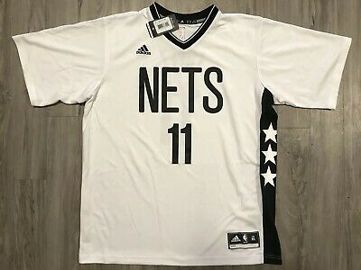 wholesale dealer bfe7f 5bd5d NBA BROOKLYN NETS Kids Youth Size Brook Lopez Adidas Jersey ...