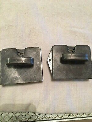 2 - Acorn Gumball, Candy or Nut Machine  - 1, 5 or 10 Cent Coin Mechanisms- Used