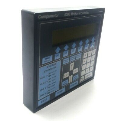 Parker CP4000 Compumotor Control/Operators Panel, For 4000 Motion Controller